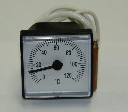 Термометр SVT LT 151, 45*45мм, с выносным датчиком 1м