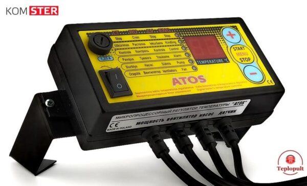 Комплект автоматики для котла ATOS + WPA X2