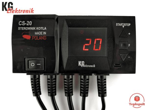 Комплект автоматики для котла CS-20 + DP-02