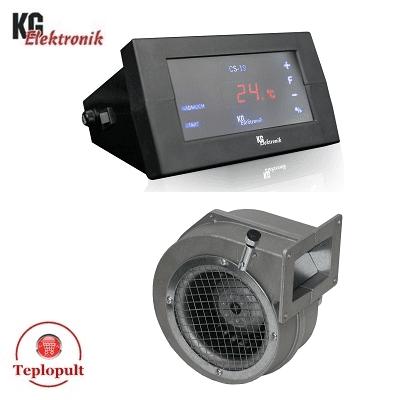 Комплект автоматики для котла CS-19 + DP-120