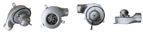 Вытяжной дымомос G2E 150