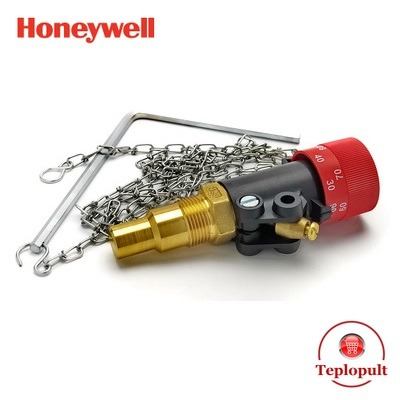 Механический регулятор тяги Honeywell FR 124