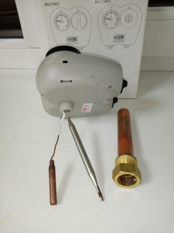 Механический термостат Arthermo MULTI 402