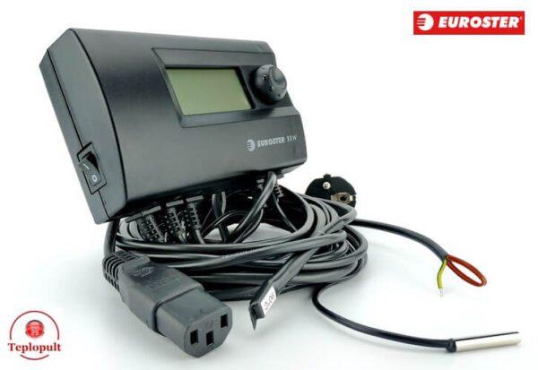 Автоматика для котла 11W (на 1 насос і 1 вентилятор)