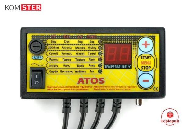 Автоматика для котла ATOS max (на 1 насос і 1 вентил.)