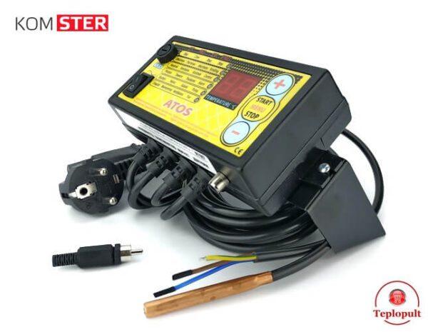 Контроллер ATOS max (на 1 насос и 1 вентилятор)