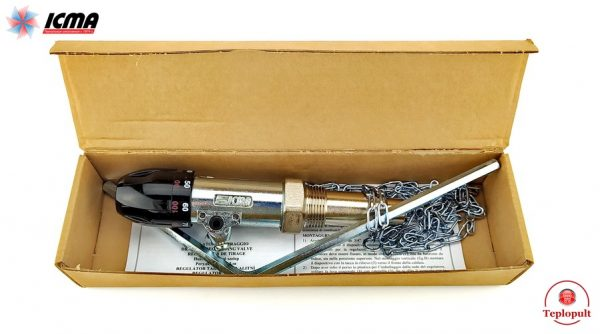 Механічний регулятор тяги ICMA Art.147