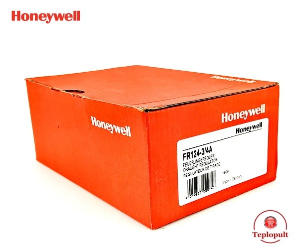 Регулятор тяги Honeywell FR 124