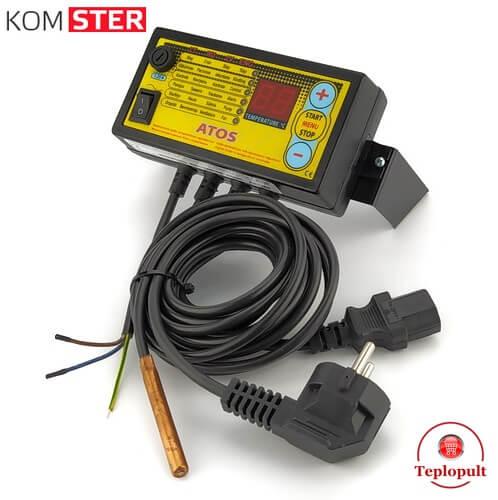 Контроллер ATOS усил., 400 Вт, (на 1 насос и 1 вент.)
