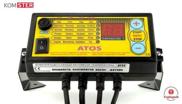 Контроллер ATOS min (на 1 насос и 1 вентилятор)