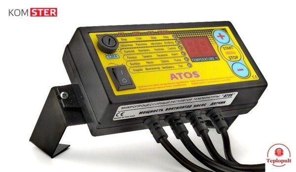 Автоматика для котла ATOS min (на 1 насос і 1 вентил.)