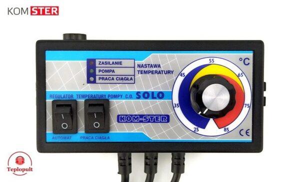 Контроллер Kom-Ster SOLO [предназначен для 1 насоса ЦО]