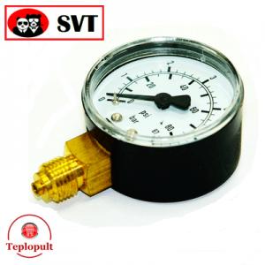 Термоманометр радіальний