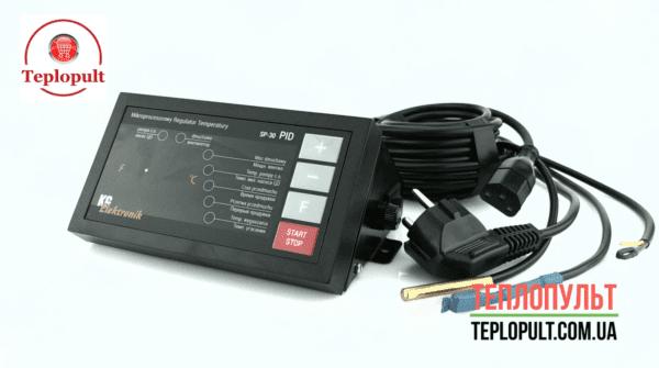 Автоматика для котла SP-30 PID (на 1 вент. + 1 насос)