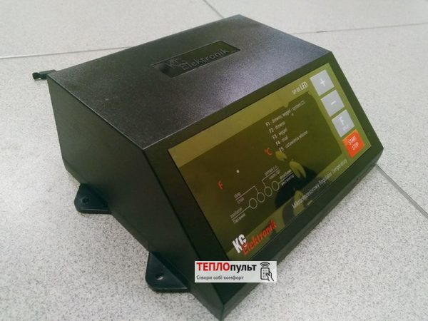 Контроллер SP-05 LED (на 1вент. + 1насос)