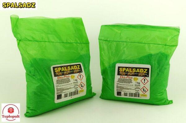 Очиститель от сажи – катализатор SPALSADZ – 1 кг (пакет)