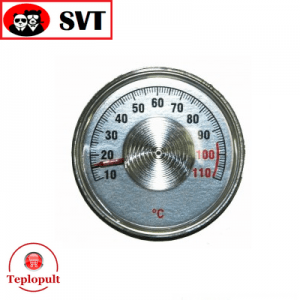 термометр на липкій стрічці