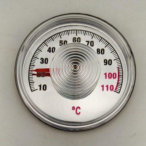 Термометр ТБ-04 (∅56mm, 110°C), на клейкой основе