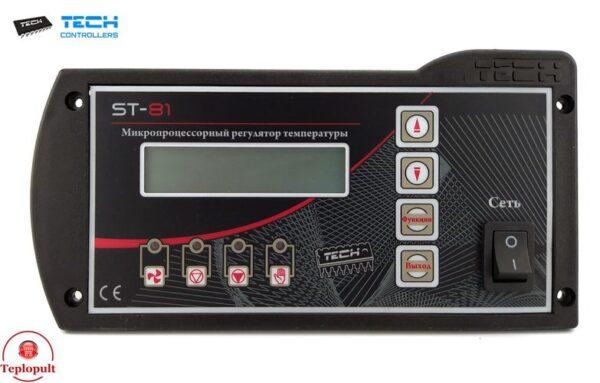 Автоматика для котла ST-81 Sigma (на 1вент + 2насоси)