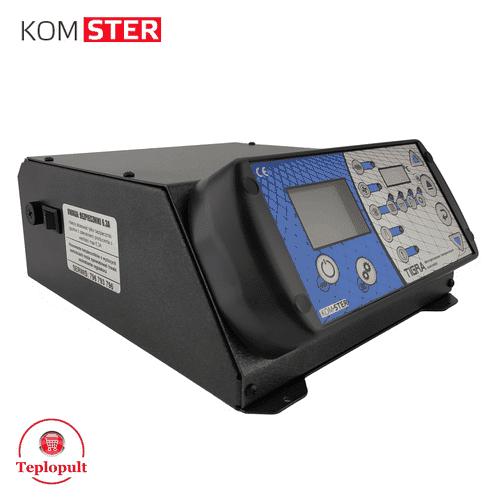 Контроллер TIGRA [для 1 вентилятора + 4 насоса + шнек + …]