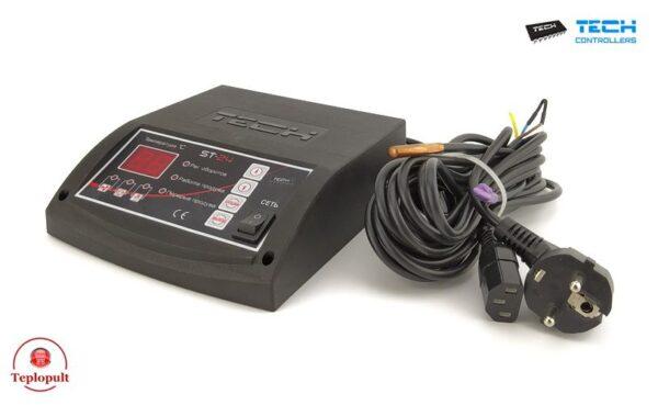 Автоматика для котла ST-24 (на 1 вентилятор + 1 насос)