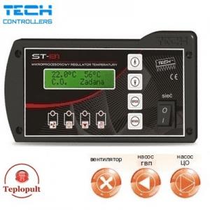 Tech ST81zPID автоматика для котла