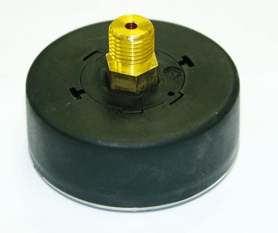 Термоманометр аксіальний WATTS F+R818 (4Bar, 120°C)