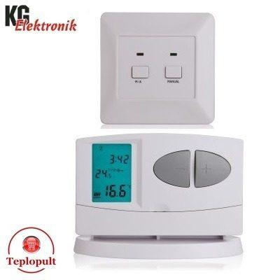 Програматор температури KG Elektronik C7 RF