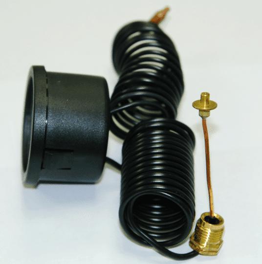 Термоманометр Cewal TI 52 P, з 2 виносними датчиками