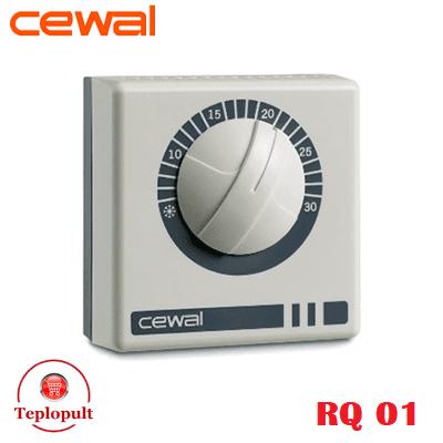 Механічнийтермостат CEWAL RQ 01