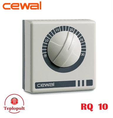 Механічний термостат CEWAL RQ10