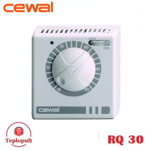 Механічний термостат CEWAL RQ30