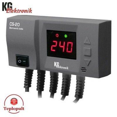 Контроллер CS-20 (на 1 вентилятор + 1 насос)