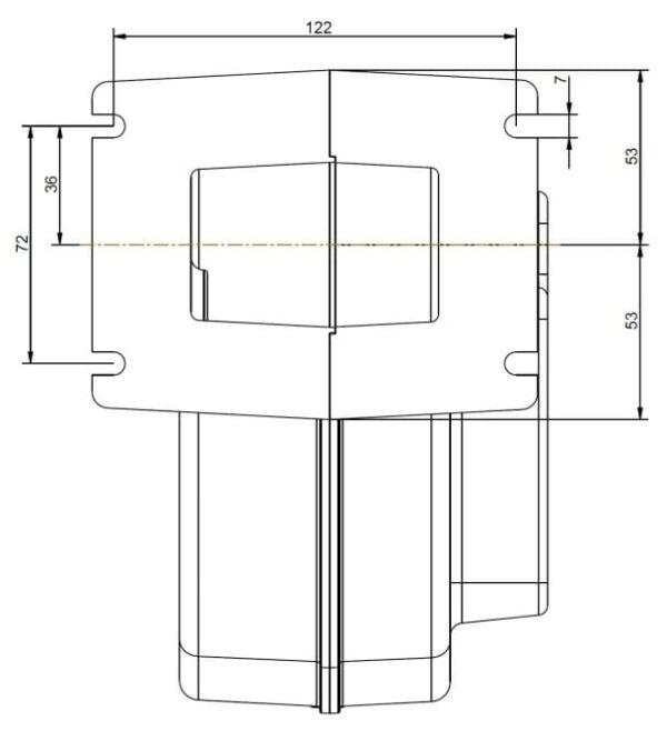 Комплект автоматики SP-05LED + DP-02К