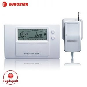 Програматор температури EUROSTER 2006 TXRX