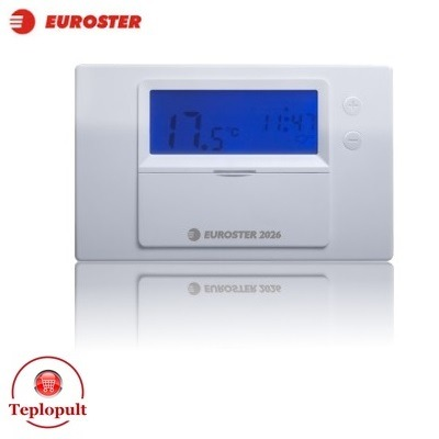 Програматор температури EUROSTER 2026