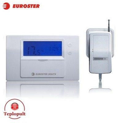 Програматор температури EUROSTER 2026 TXRX
