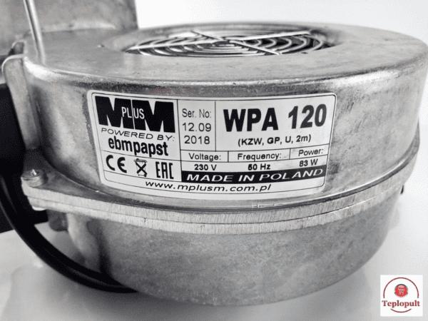 Вентилятор для котла WPA-120
