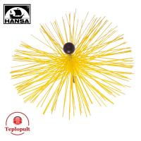 Універсальна щітка Hansa для димоходу (50-400мм)