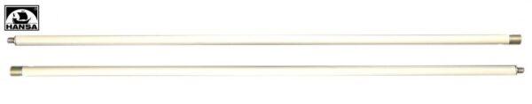 Ручка HANSA для чищення димаря, секційна, гнучка, 1м