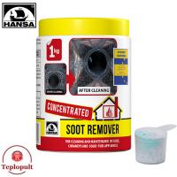 Очиститель дымохода — катализатор Hansa — 1 кг (банка)