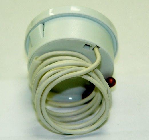 Термометр SVT 52P LT 144 белый, выносной датчик 1м