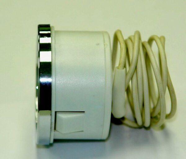 Термометр SVT 52 P LT144, хромований з капіляром