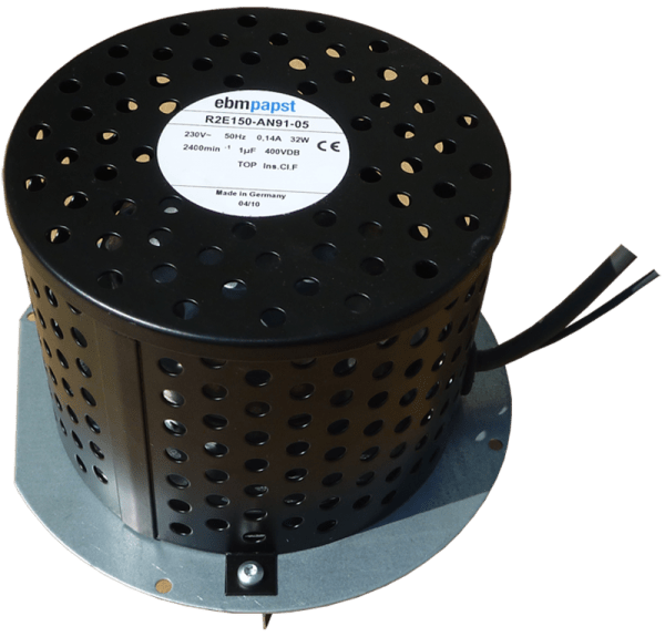 Вытяжной вентилятор-дымомос R2E 150
