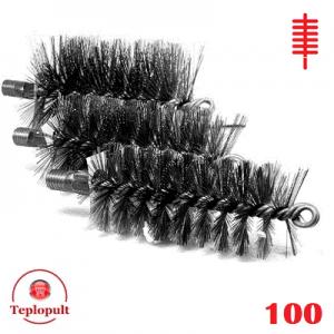 Щітка для чистки котла 100 сталь