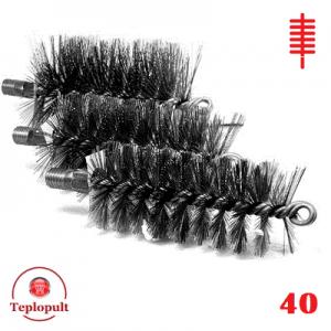 Щітка для чистки котла 40 сталь