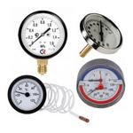 Термометри і манометри