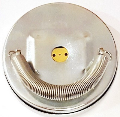 Термометр Watts TAB 63 F+R810, натрубна пружина