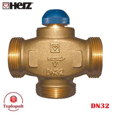 Распределительный клапан HERZ Calis DN32 1 1/2″