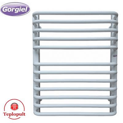 Полотенцесушитель белый Gorgiel AE – 66 /56 (Польша) – 12 ребер